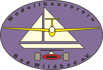 Das Vereinslogo des Modellbauverein Bad Wildbad